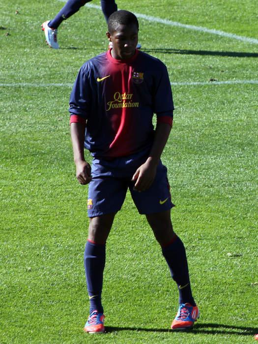 Adama Traoré (footballer, born 1996): Spanish association football player