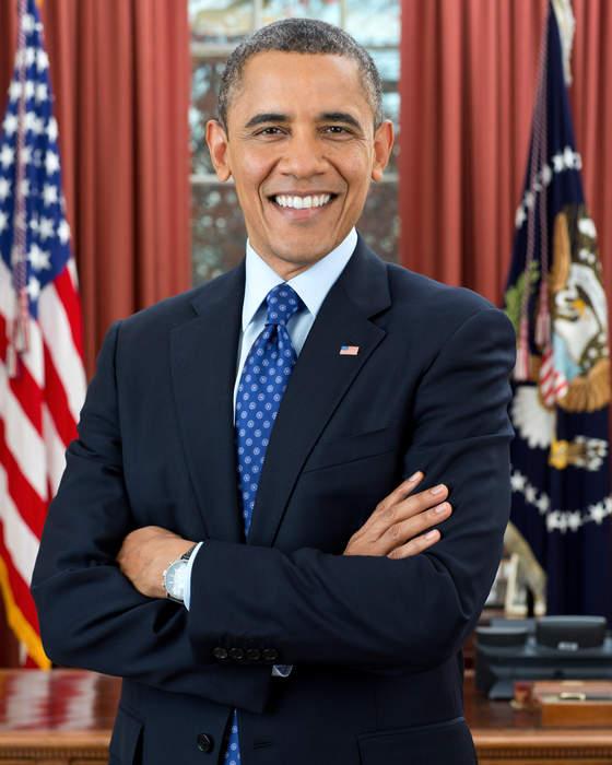 Barack Obama: 44th president of the United States