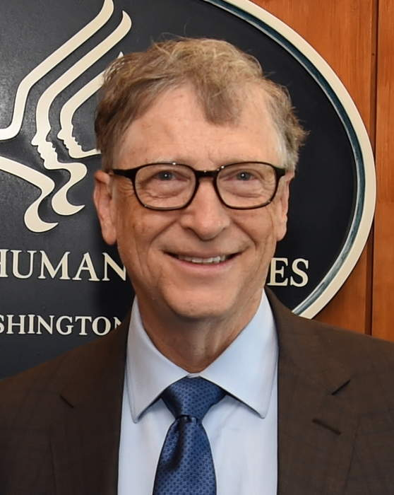 Bill Gates: American business magnate and philanthropist