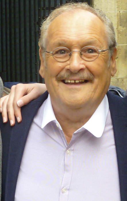 Bobby Ball: English comedian