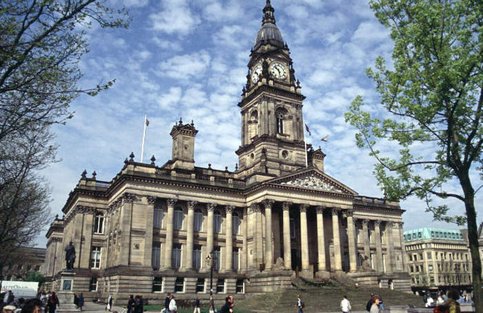 Bolton: Town in Greater Manchester, England