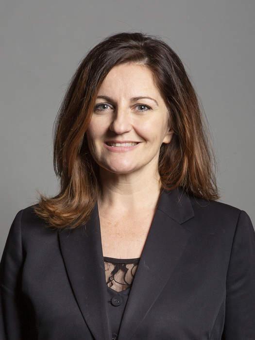 Caroline Ansell: British politician