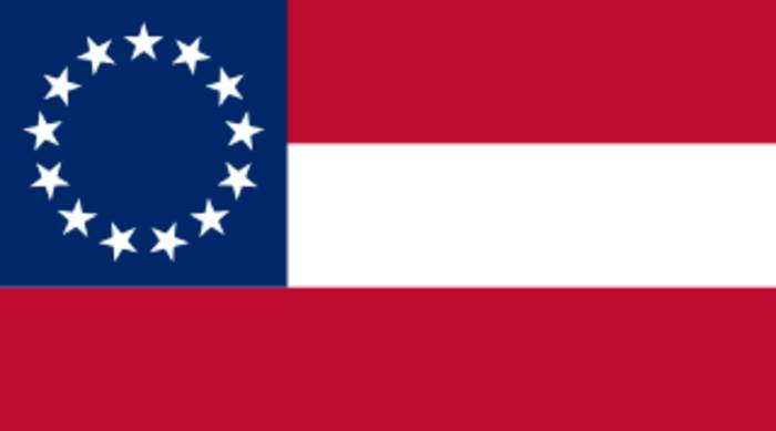 Confederate States of America: Unrecognized breakaway state in North America from 1861 to 1865