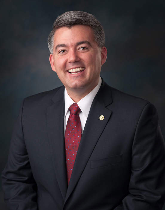Cory Gardner: Outgoing United States Senator from Colorado