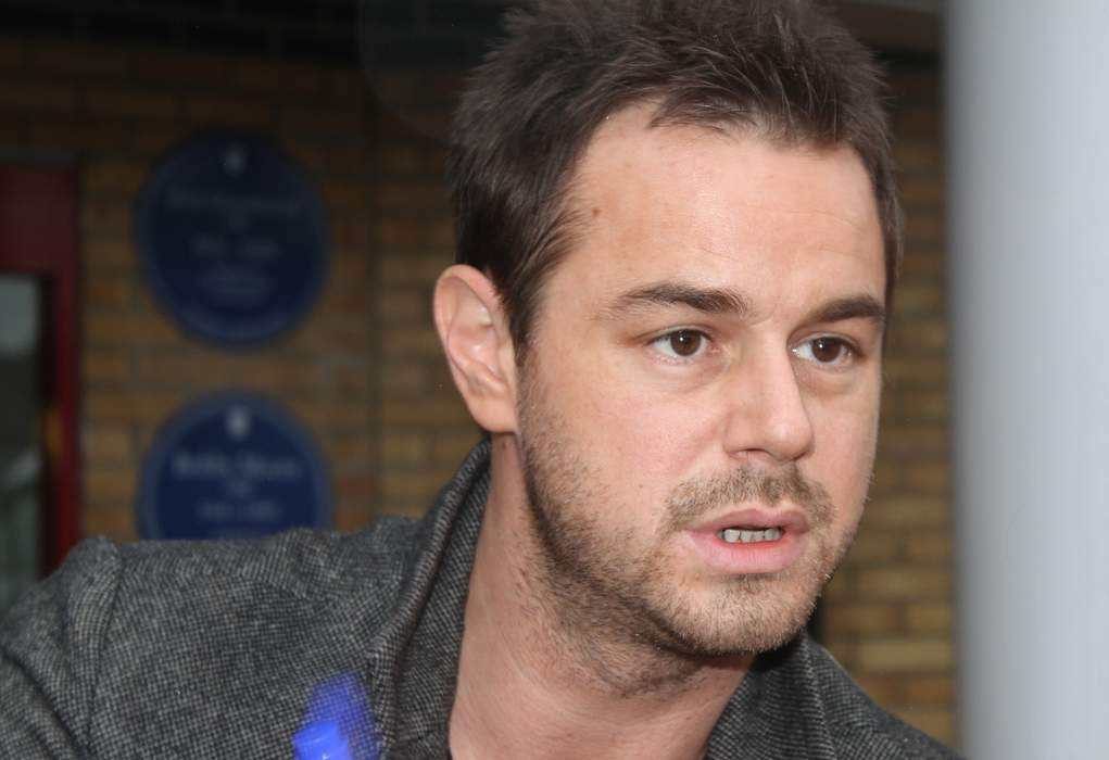 Danny Dyer: English actor