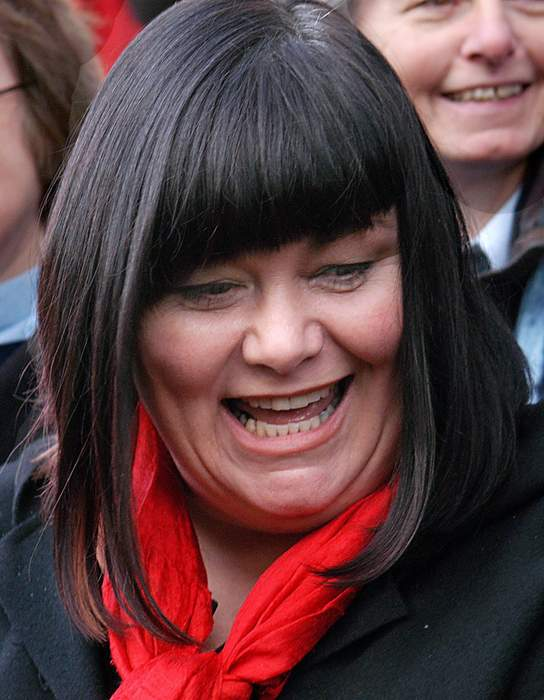 Dawn French: British actress and comedian