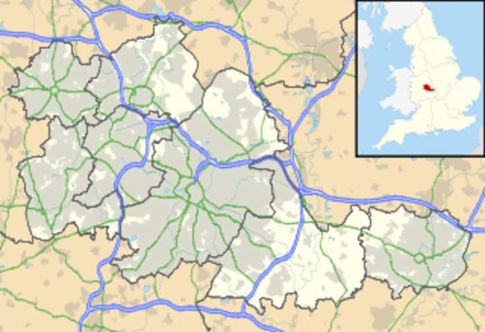 Edgbaston: Area in the city of Birmingham, England