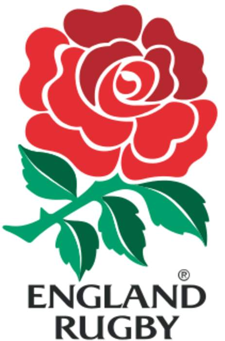 England national rugby union team: Sportsteam in rugby union
