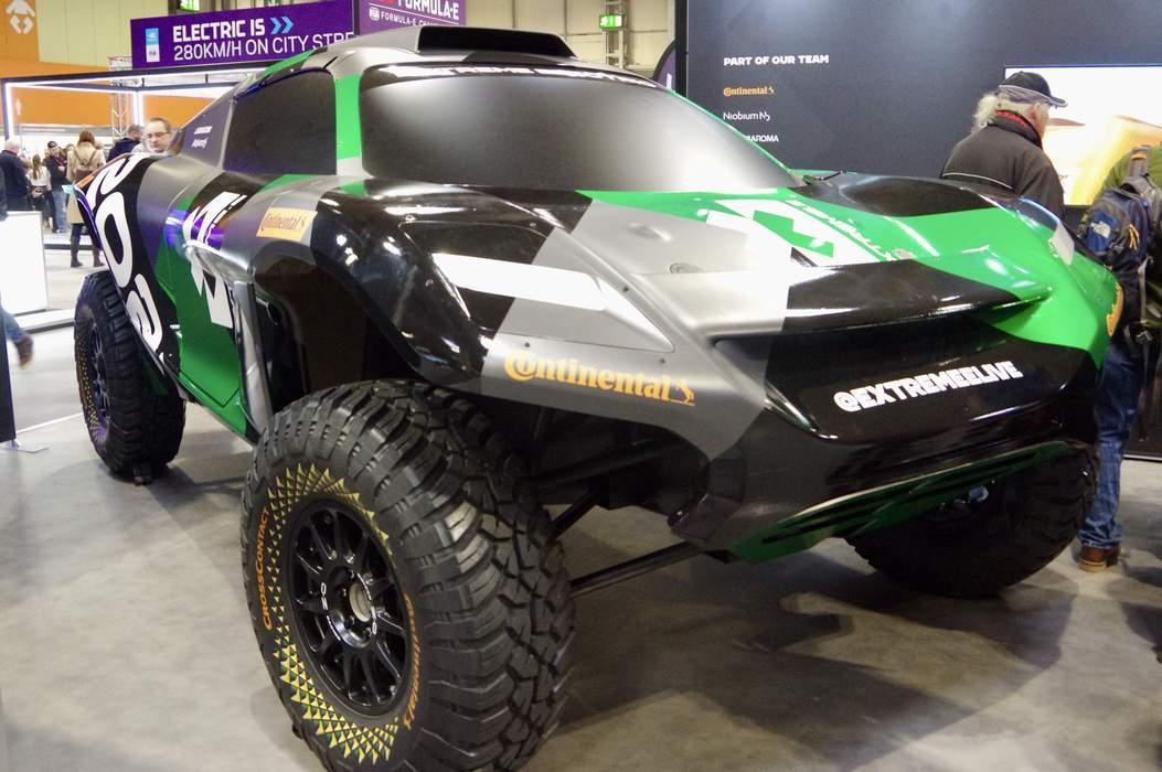 Extreme E: Electric auto racing series