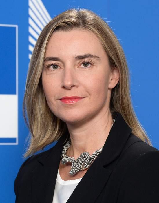 Federica Mogherini: Italian politician