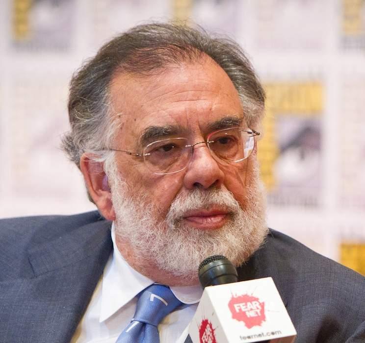 Francis Ford Coppola: American filmmaker