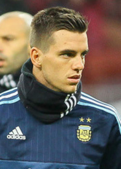 Giovani Lo Celso: Argentine footballer