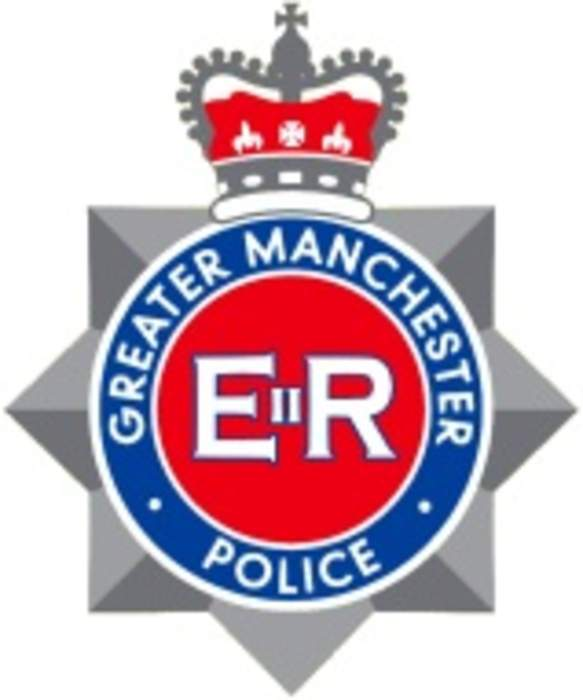 Greater Manchester Police: Police force of Manchester, England,United Kingdom