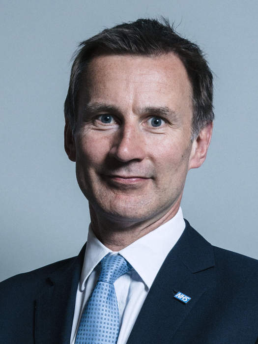 Jeremy Hunt: British Conservative politician