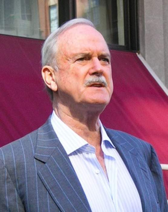 John Cleese: English comedian and actor
