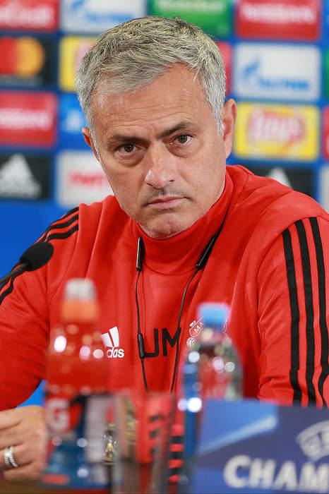 José Mourinho: Portuguese association football player and manager