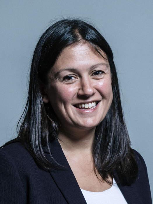 Lisa Nandy: Shadow Foreign Secretary