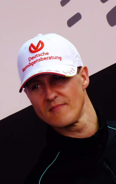 Michael Schumacher: German racing driver
