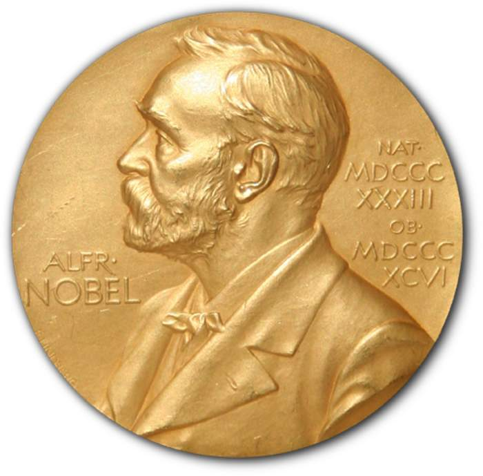 Nobel Peace Prize: One of five Nobel Prizes established by Alfred Nobel