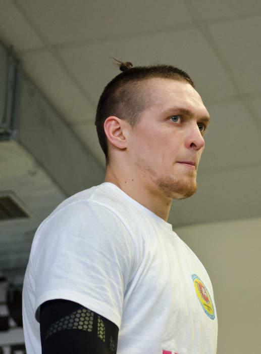 Oleksandr Usyk: Ukrainian boxer