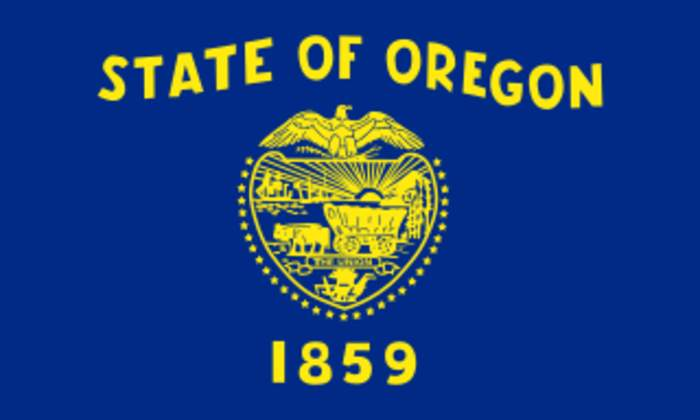 Oregon: State of the United States of America