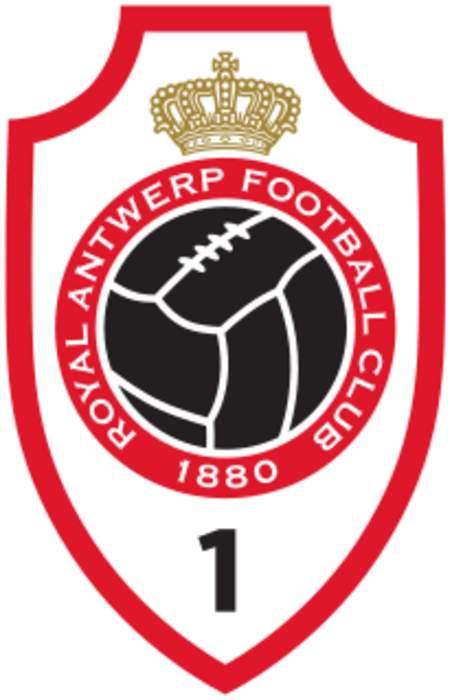 Royal Antwerp F.C.: Association football club in Belgium