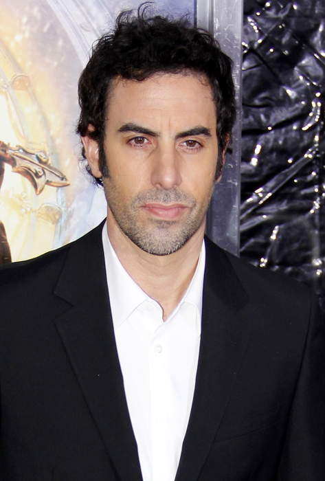 Sacha Baron Cohen: English actor, comedian, screenwriter, and film producer