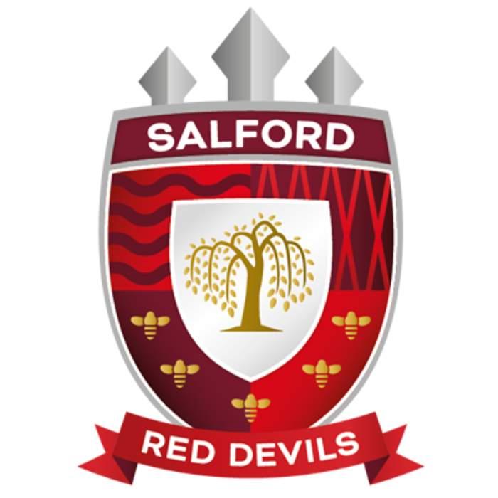 Salford Red Devils: English rugby league football club