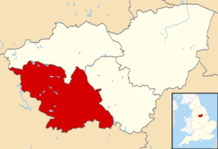 Sheffield: City and metropolitan borough in South Yorkshire, England
