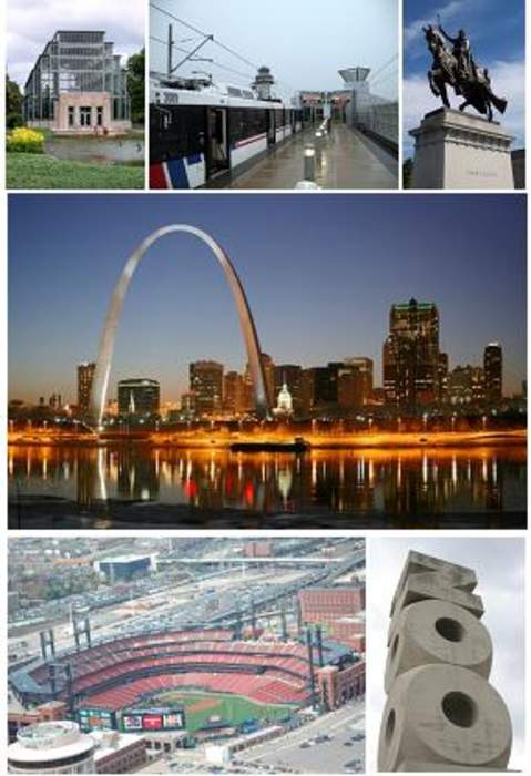 St. Louis: City in Missouri, United States