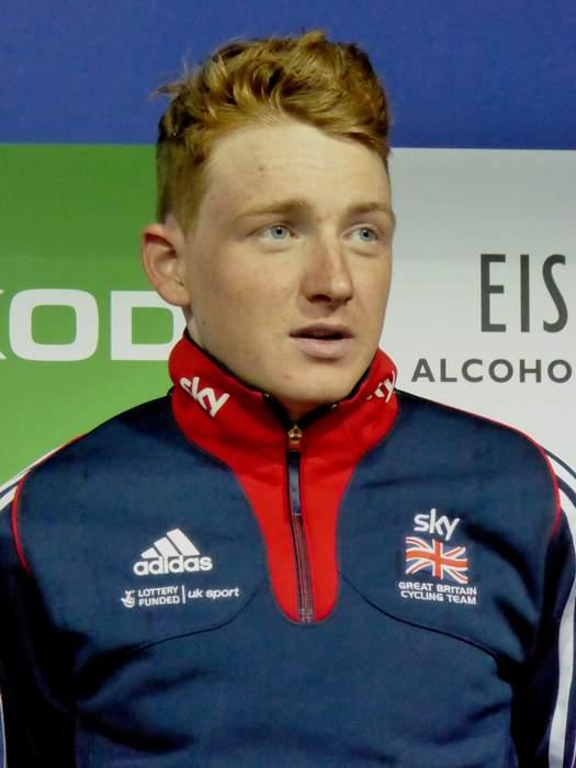 Tao Geoghegan Hart: British road cyclist