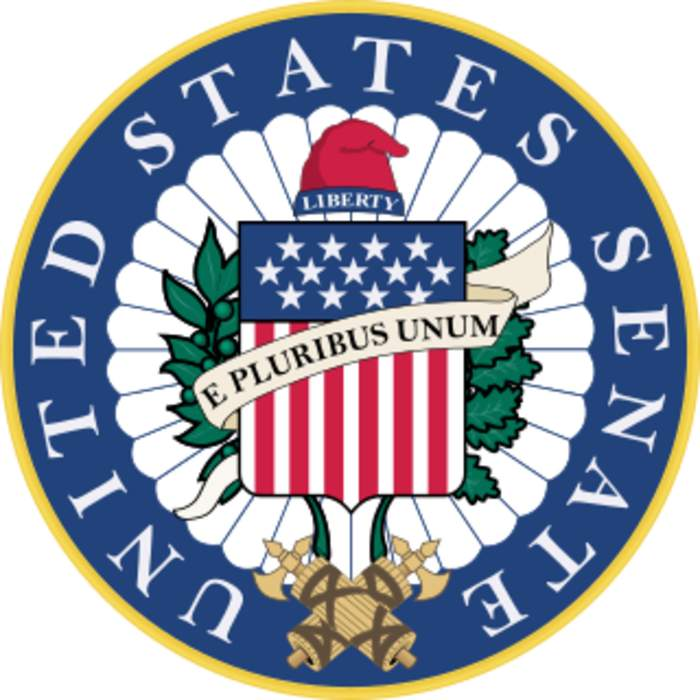 United States Senate: Upper house of the United States Congress
