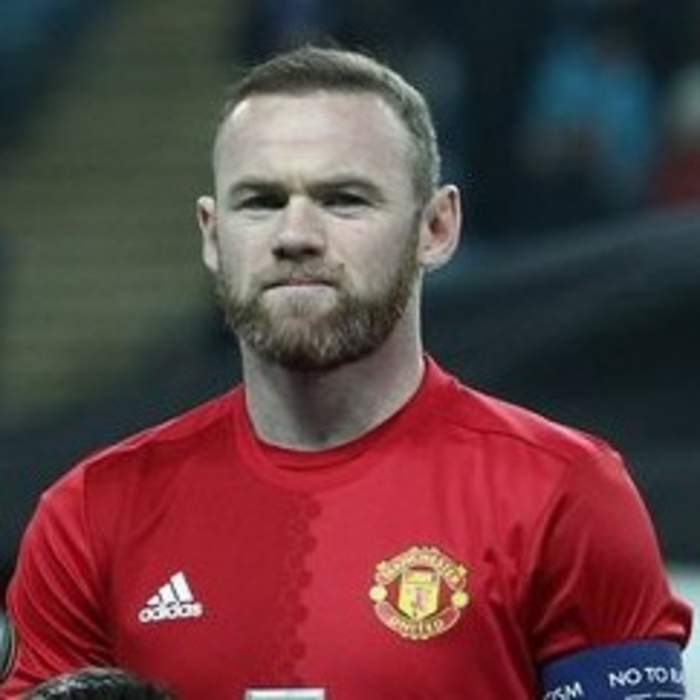 Wayne Rooney: English association football player