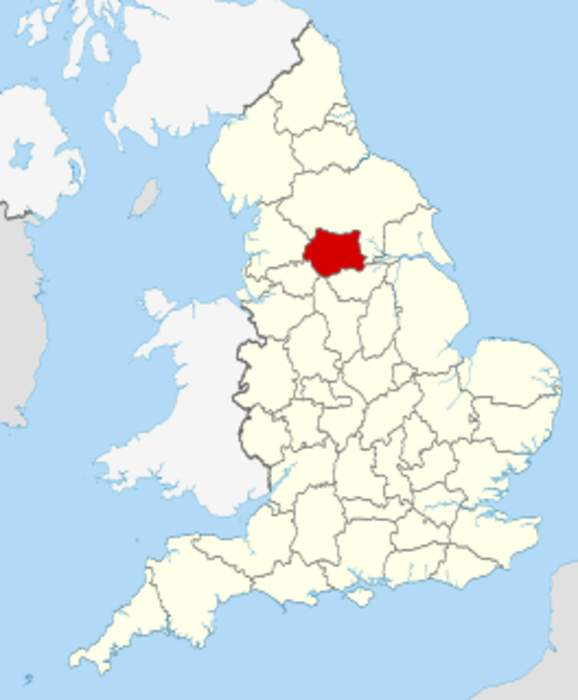 West Yorkshire: County of England