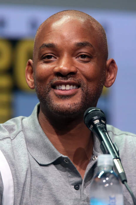 Will Smith: American actor and rapper